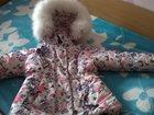 Фотография в   Зимняя куртка , рост 110, мех отстегивае в Братске 1200