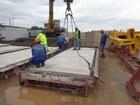 Скачать бесплатно фотографию Строительные материалы Линия по производству дорожных и аэродромных плит 35625423 в Братске