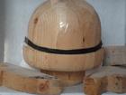 Просмотреть фото  продам 4 болванки для шитья шапок,б/у, разъемные, в нормальном состоянии 67746414 в Братске
