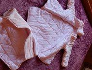 Продам: Детскую, кроватку, матрас, балдахин, мягкие борта, ходунки, конверт-тран