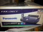 Новое foto Телефоны Компактный факс на обычной бумаге с беспроводной DECT трубкой 34649355 в Брянске