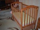 Увидеть foto  продам кроватку детскую в отличном состоянии 65021947 в Брянске