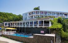 Гостиница Олимп с бассейном