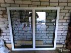 Окно пластиковое трехкамерное