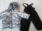 Фотография в Для детей Детская одежда Продам зимний костюм для мальчика, размер в Чебаркуле 700