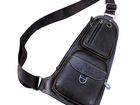 Уникальное фотографию Женские сумки, клатчи, рюкзаки Кожаная сумка Jeep, Придется по вкусу любому стильному мужчине, 53951131 в Челябинске