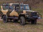 Увидеть изображение Грузовые автомобили Автомобиль Вездеход для охоты и рыбалки ГАЗ 330811Вепрь, Цельнометаллический, 66499487 в Челябинске