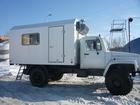 Смотреть фотографию Грузовые автомобили Вахта 15-20 мест На шасси ГАЗ 33088 садко 66522994 в Челябинске