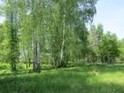 Скачать бесплатно foto Земельные участки Продаю участок площадью 12 соток в посёлке Петровский! 68291917 в Челябинске