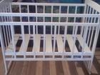 Свежее фотографию Детская мебель Продам детскую кроватку б/у 68328766 в Челябинске
