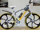 Скачать бесплатно фото Велосипеды Качественный велосипед BMW на литых колесах 68564392 в Челябинске