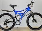 Увидеть изображение  Легкий велосипед HADAA Fashion двухподвес, 21 ск, 68564402 в Челябинске