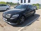 Mercedes-Benz C-класс 2.0AT, 2014, 64000км