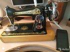 Швейная машинка с электроприводом