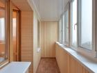 Смотреть фото  Остекление и отделка балконов под ключ Челябинск 81063210 в Челябинске