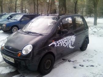 Фото Daewoo Matiz Челябинск смотреть