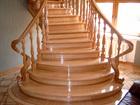 Скачать изображение Производство мебели на заказ Лестницы из натурального дерева, 54816609 в Череповце