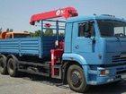 Изображение в Авто Транспорт, грузоперевозки Предлагаем услуги перевозки грузов на манипуляторе в Химки 1170
