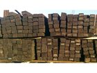 Фотография в Строительство и ремонт Разное Продаю шпалы деревянные б/у, состояние отличное в Чудово 10