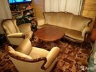Набор мебели из четырёх предметов ручной работы пр