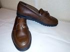 Смотреть foto Мужская обувь Новые мужские туфли Design International 67933619 в Дмитрове