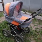 Продам детскую коляску-люльку Modern Vision Classik зима-лето