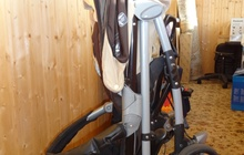 Прогулочная коляска-трость Everflo PP-07