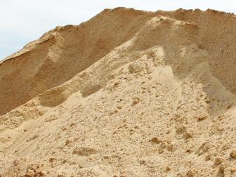 Уникальное фото Строительные материалы Песок строительный для строительных работ с доставкой 21115176 в Одинцово