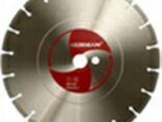 Новое изображение Строительные материалы Алмазный отрезной круг HERMAN Beton 36811836 в Дмитрове