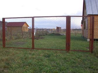 Увидеть фото  Ворота и калитки для заборов по низким ценам 38400025 в Дмитрове