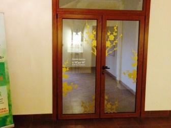 Номер объекта 13112 Сдается помещение в аренду на втором этаже,  Офис40кв, м,   Помещениесветлое, теплое,  Здание торгово-общественного назначения, расположено в Дмитрове