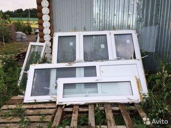 ДверьБалконная 2,40 на 80Состояние идеальное в Дмитрове