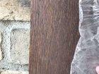 Новый подоконник, натуральное дерево, дуб