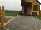Уникальное фотографию Разное Деревянные калитки – для поклонников классического забора 39372718 в Домодедово