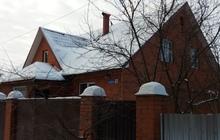 Дом 260 кв, м, г, Домодедово, ул, Заводская,Каширское ш