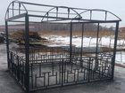Фотография в Строительство и ремонт Строительные материалы Производим каркасы беседок.   Каркас выполнен в Егорьевске 22000
