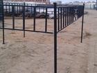 Увидеть изображение Разное Ограды на кладбище 34429952 в Егорьевске