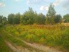 Уникальное фото Земельные участки Участок 12 соток в деревне Суханово ИЖС 69783730 в Егорьевске