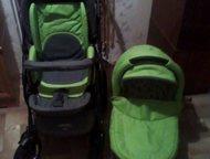 Adamax nitro 2в1 Продается детская коляска Adamax Nitro 2 в 1 летний и зимний бл