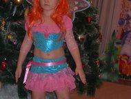 новогодний костюм продаю новогодний костюм Винкс, на девочку 5-7 лет, одевали 1