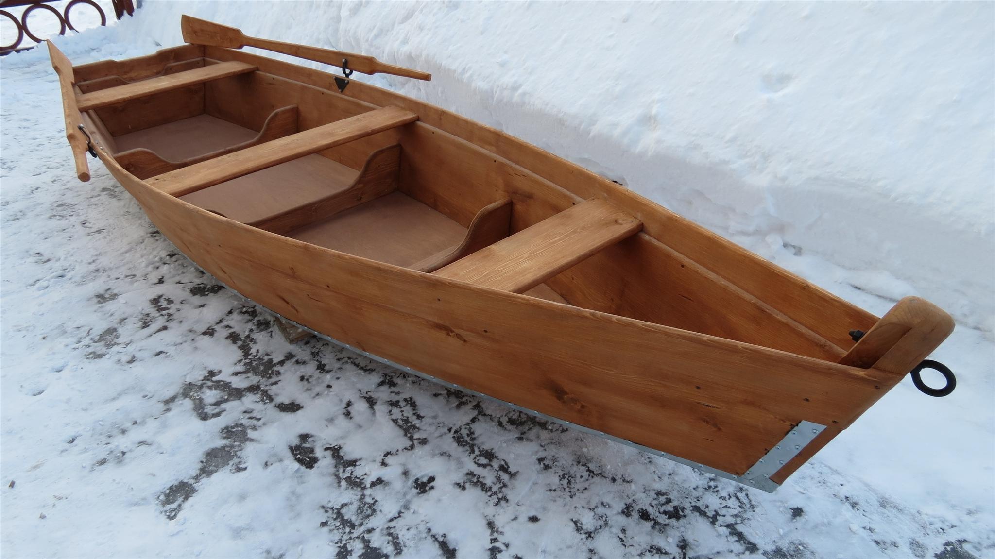 лодки в ручную