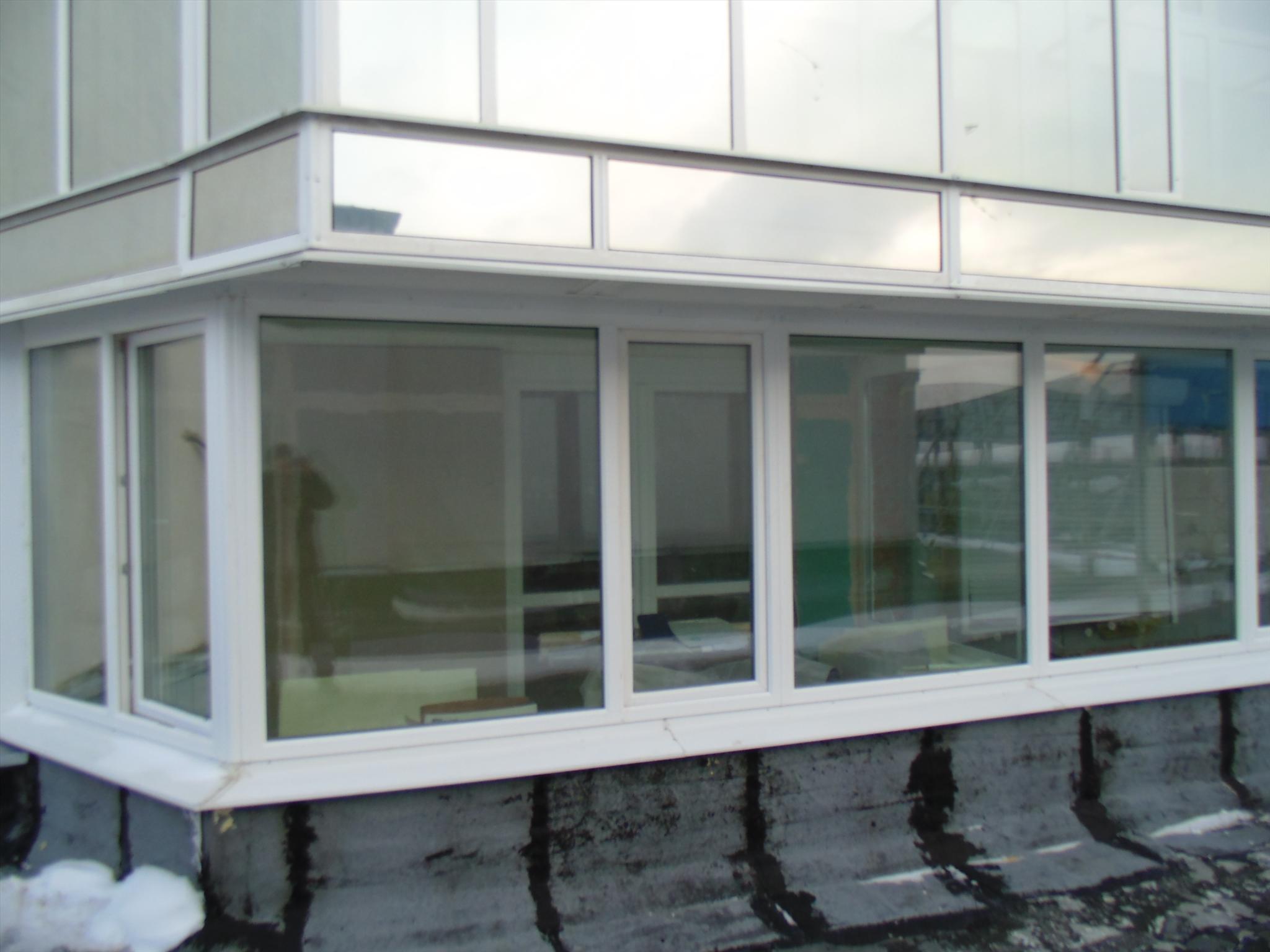 Утепление. теплые лоджии, витражи. балконы - оказание услуг .