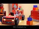 Просмотреть изображение Мебель для детей Кровать-машина ПитСтоп (Сканд) и Матрас в подарок 32775694 в Екатеринбурге