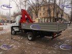 Смотреть foto  ГАЗ 33027 С КМУ Ferrari(4м 32973313 в Екатеринбурге