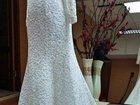 Фотография в Одежда и обувь, аксессуары Свадебные платья Свадебное платье из итальянского кружева в Екатеринбурге 15000