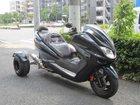 ����������� � ���� ���� ����� Yamaha Majesty 250C Trike. ����� ��������, � ������������� 183�000