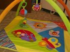 Фотография в Для детей Детские коляски Развивающий коврик с мягкими, звенящими, в Екатеринбурге 800
