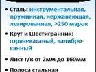 Изображение в Строительство и ремонт Разное Круг 12х1мф ГОСТ 2590-2006   Круг ст. 12х1мф в Екатеринбурге 70000