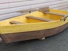 Фотография в Мебель и интерьер Мебель для гостиной Декоративная деревянная лодка. Размеры: длина в Екатеринбурге 15000