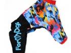 Просмотреть фотографию  Комбинезон-дождевик ForMyDogs камуфляжный Black для мальчика 35042709 в Екатеринбурге